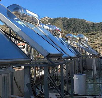 Ηλιακοί Θερμοσίφωνες εργασίες βύρωνα