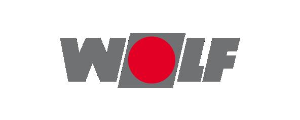 Wolf logo Λέβητας Φυσικού Αερίου